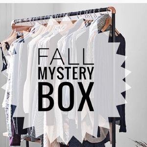 5 Fall essential Mystery Box